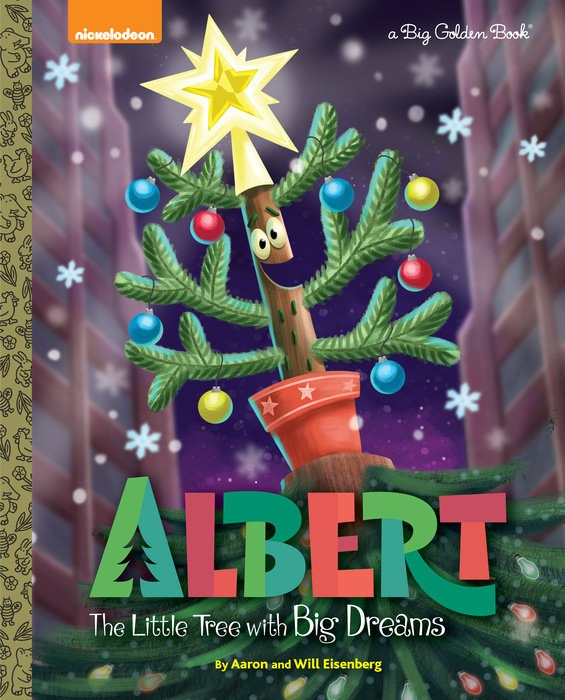 Nickelodeon To Debut Holiday Tv Movie Albert On December 9