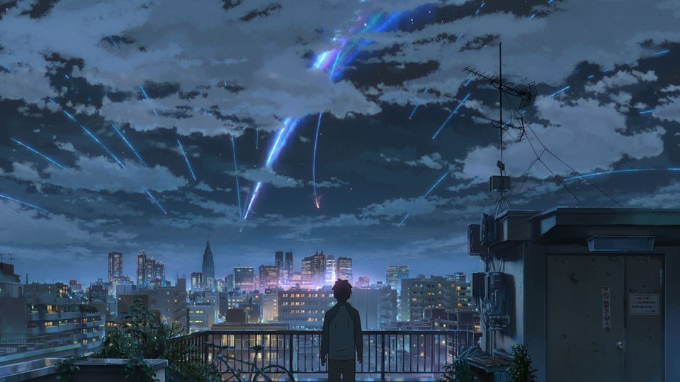 Makoto Shinkai Shines At Screening Appearance For Your Name