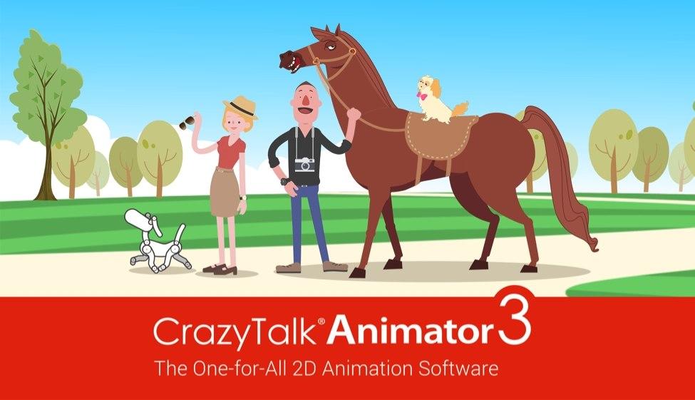 Reallusion Automates 2D Animation with CrazyTalk Animator 3 ...