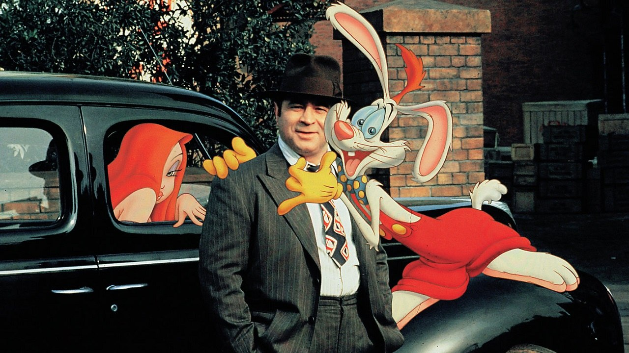 who framed roger rabbit introduced a new sense of realism into the interactions between cartoons and live action characters on screen - Who Framed Roger Rabbit Full Movie