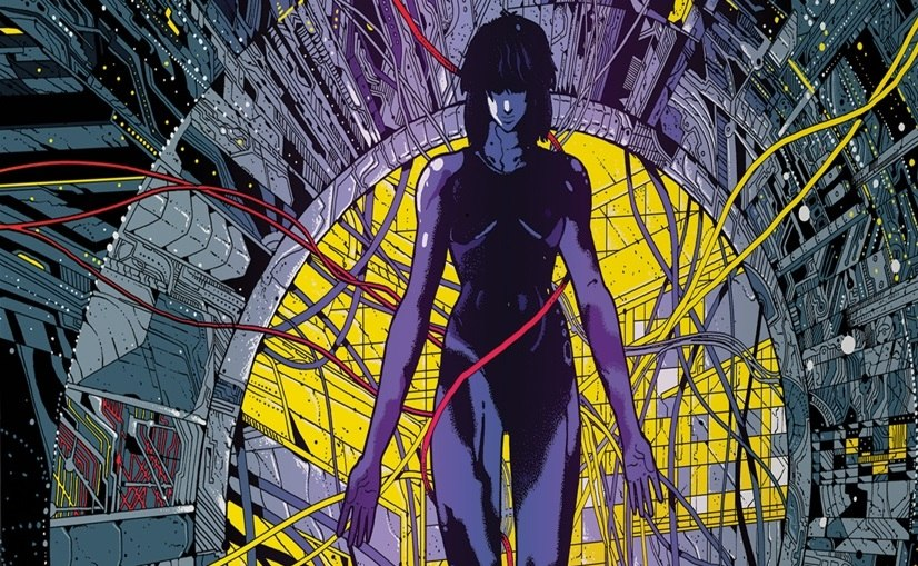 Ghost In The Shell Steelbook Edition Arrives March 14 Animation World Network