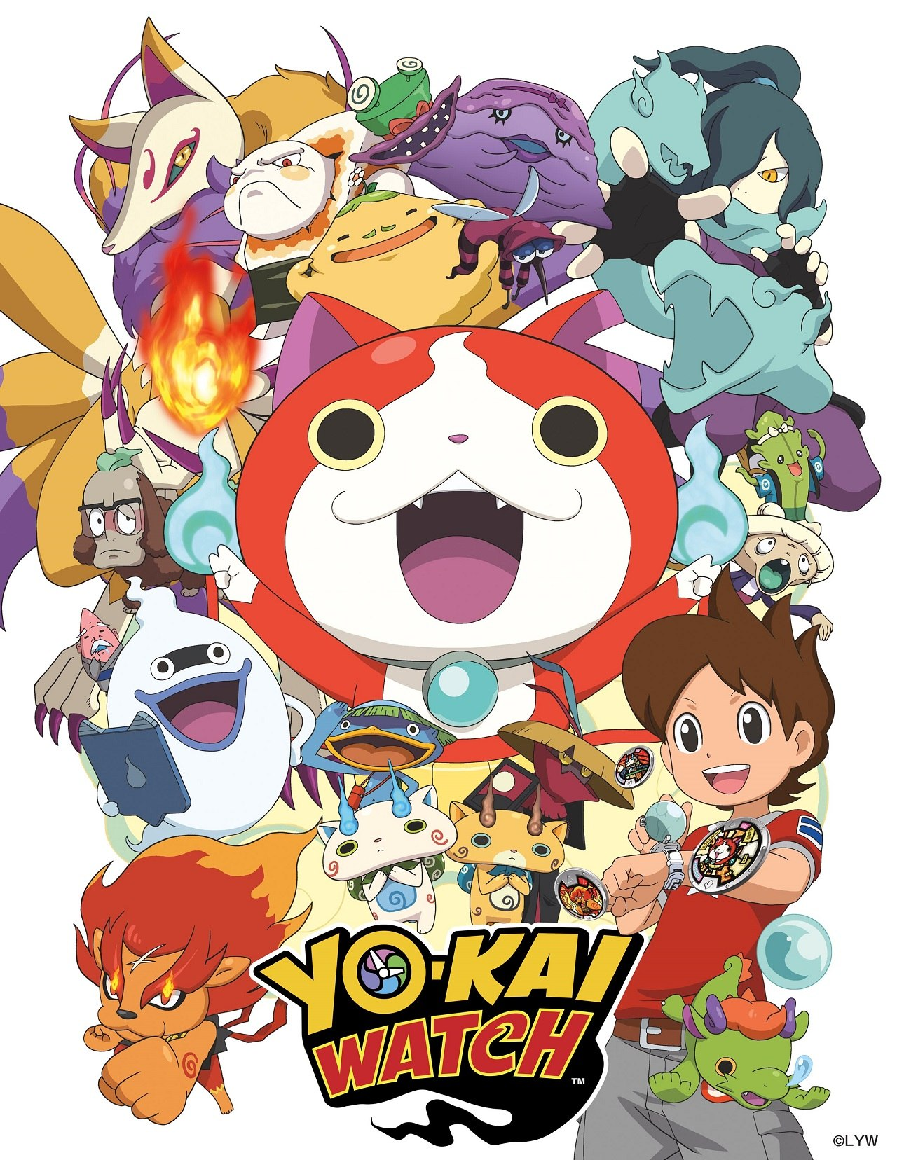 Marvista Licenses Season Two Of Yo Kai Watch To Disney Xd Latin