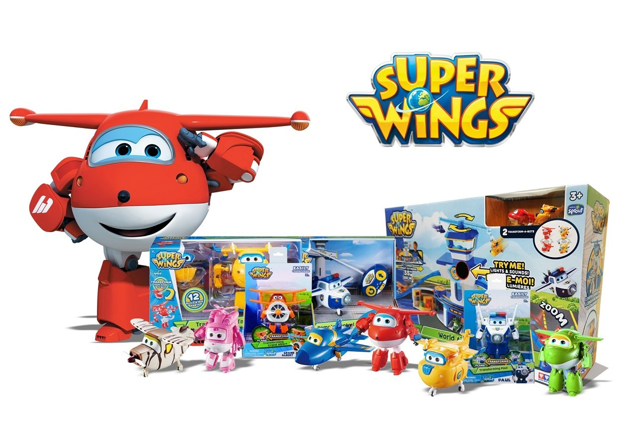super wings launches on youtube animation world network. Black Bedroom Furniture Sets. Home Design Ideas