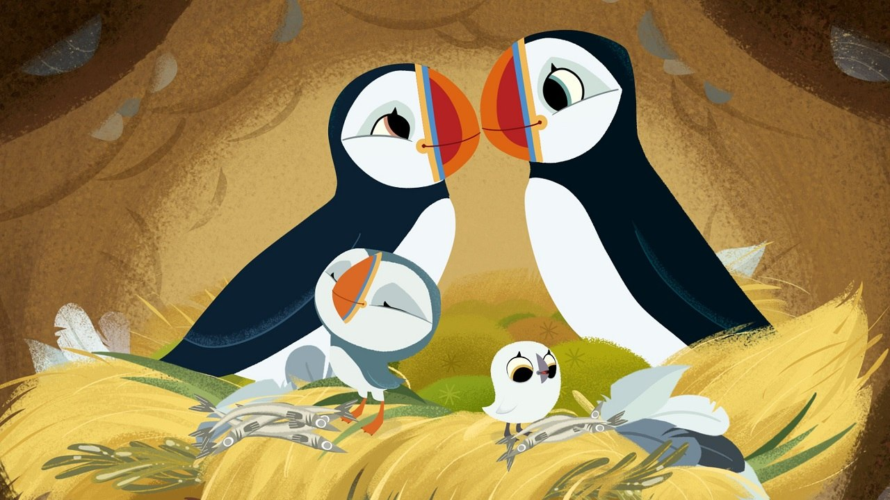 Superights Announces New Sales for Cartoon Saloon's 'Puffin Rock