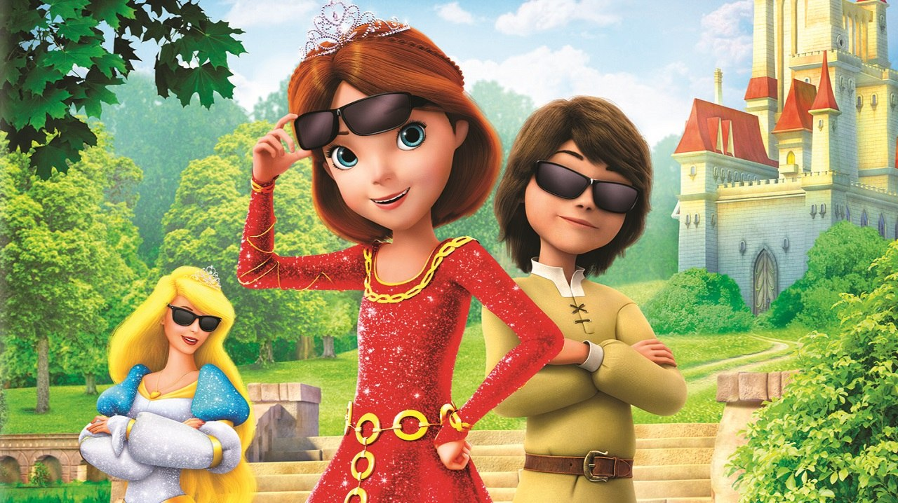 Trailer: The Swan Princess Goes 'Royally Undercover' in ...