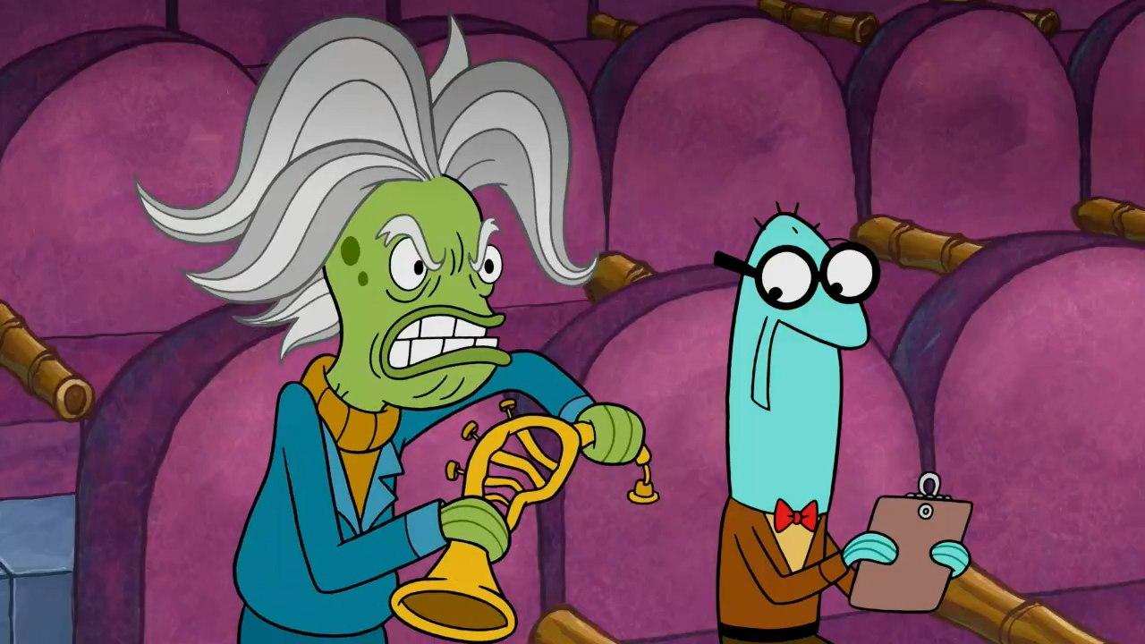 j k simmons guest voicing u0027spongebob squarepants u0027 animation