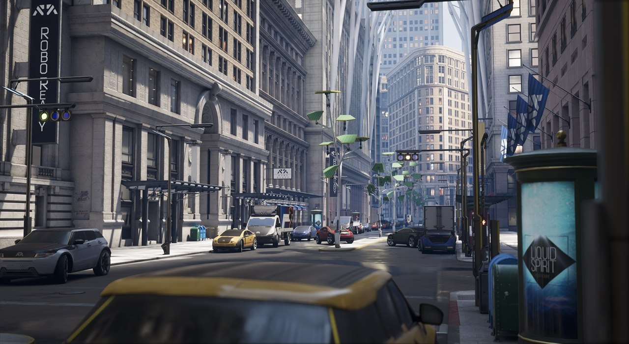 Epic Games, The Mill & Chevrolet Unveil Real-time Film at GDC 2017