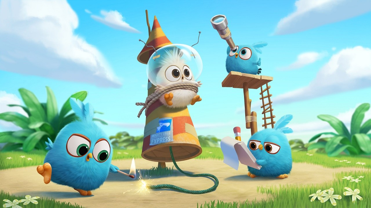 CAKE Bringing New 'Angry Birds' Series to MIPTV | Animation World