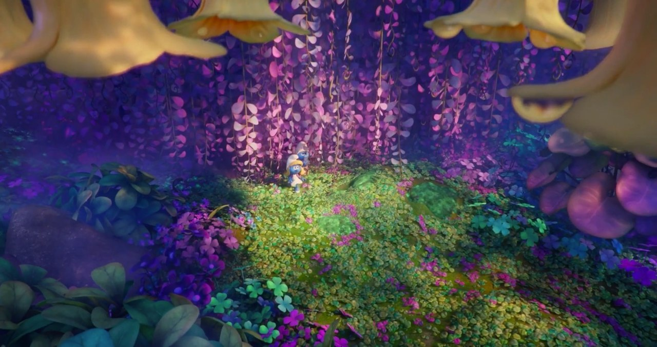 Latest Trailer for Sony\'s \'Smurfs: The Lost Village\' A Workout for ...