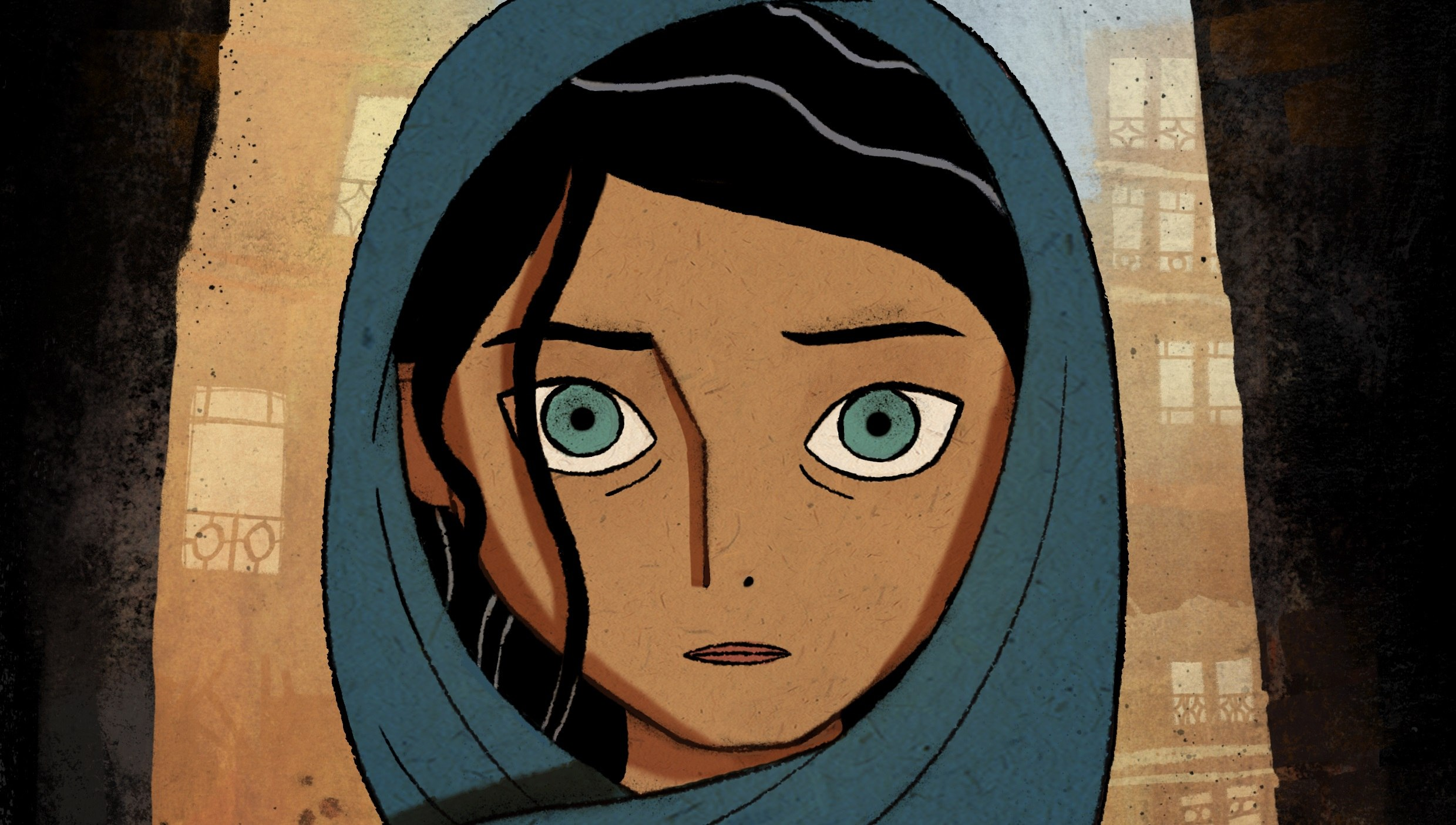 New Trailer for the Angelina Jolie-Produced Film, The Breadwinner