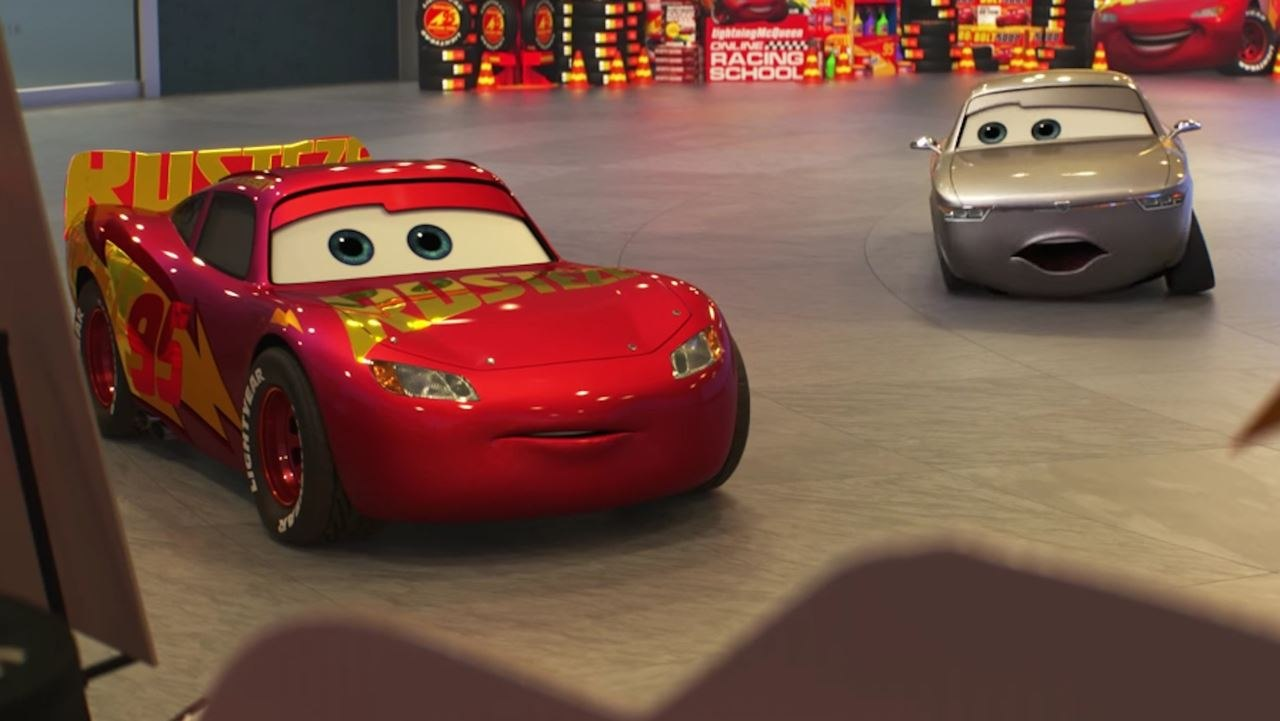 Final Trailer: Pixar\'s \'Cars 3\' Races Into Theaters June 16 ...