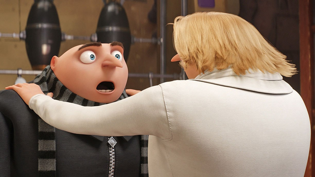 Despicable Me 3 is far from irresistible