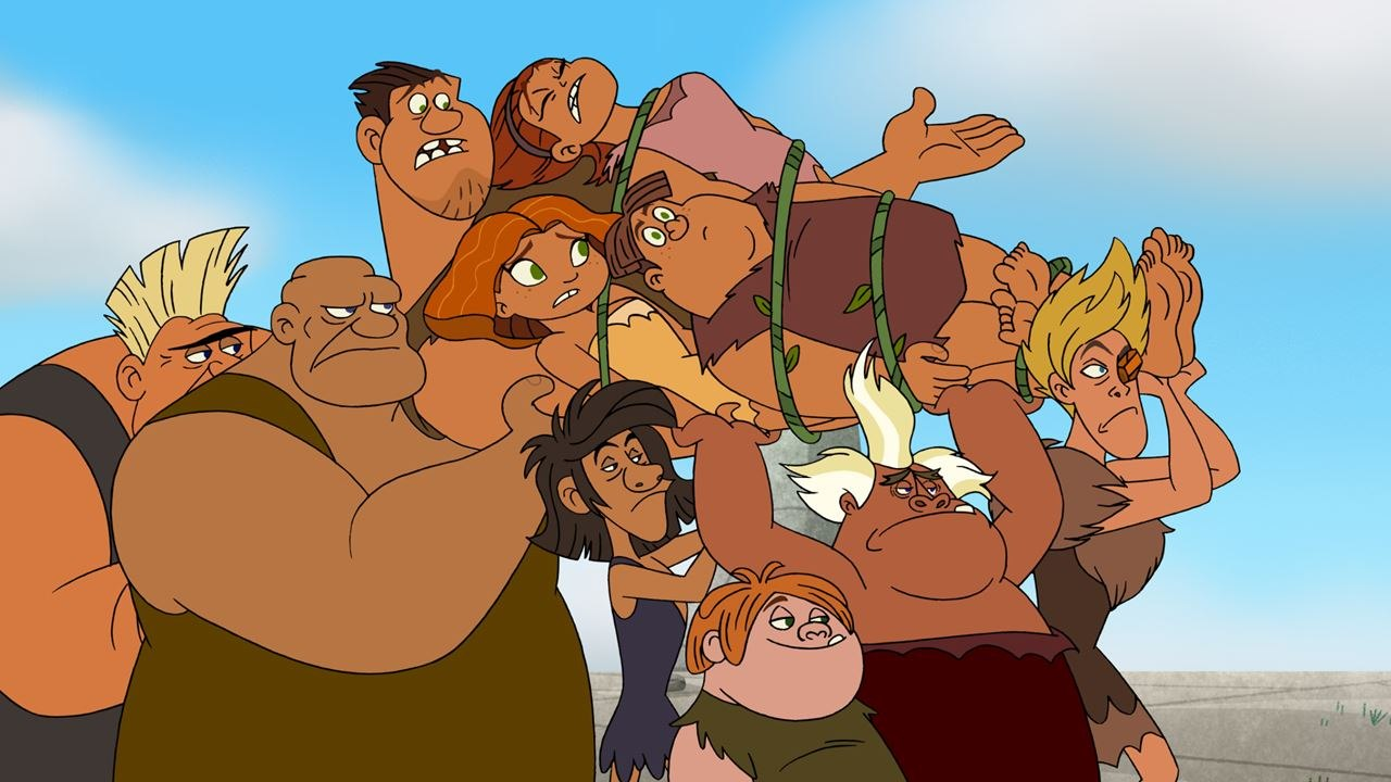 d8607d56c History s favorite first family is back for a new season of the DreamWorks  Animation family sitcom Dawn of the Croods