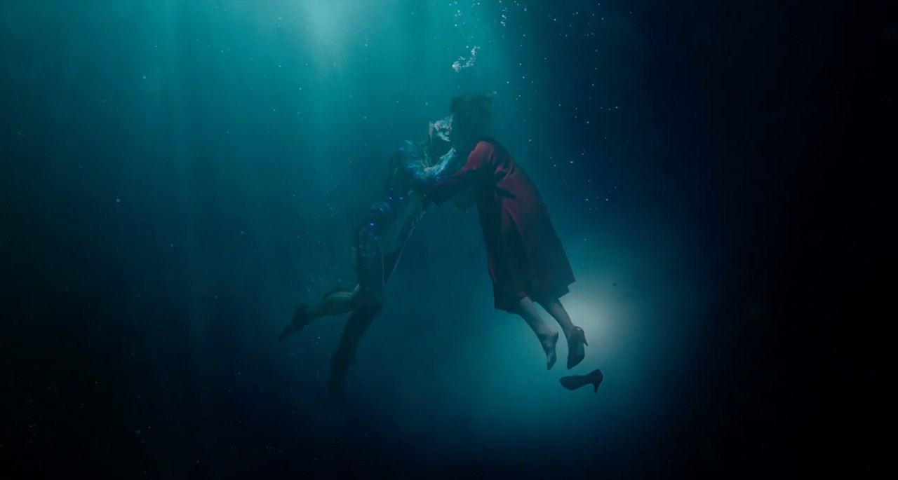 The Shape of Water Gets A New Teaser Movie Trailer