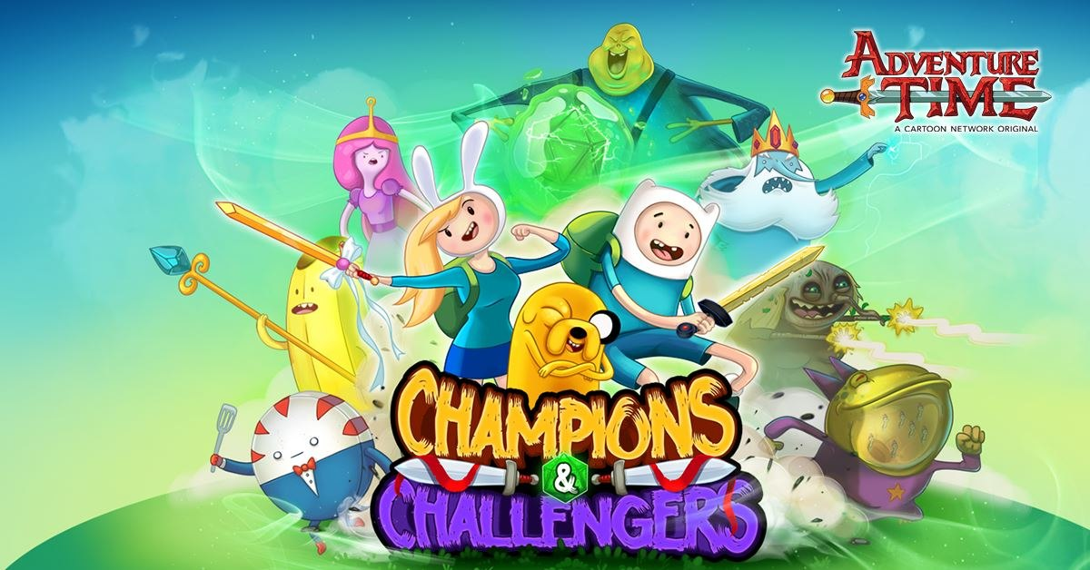Cartoon Network Yesgnome Games Unveil New Adventure Time Mobile Challenge Animation World Network
