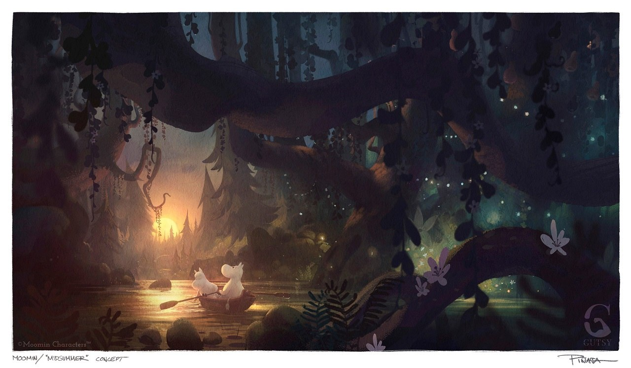 All-star Cast for New Moomin Animation Series, 'MOOMINVALLEY
