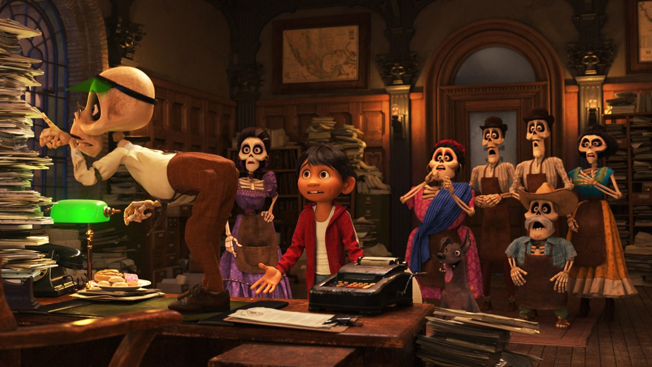 All-New Trailer for Disney•Pixar's COCO Has Arrived!