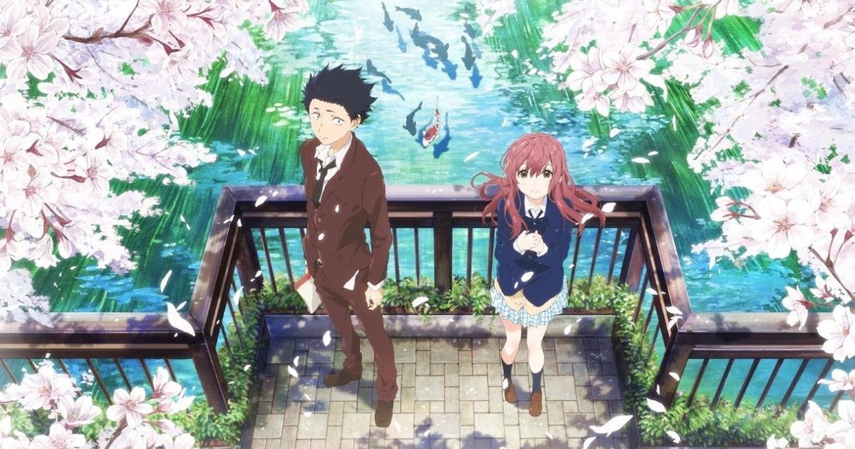a silent voice the movie set for u s theatrical event oct 20
