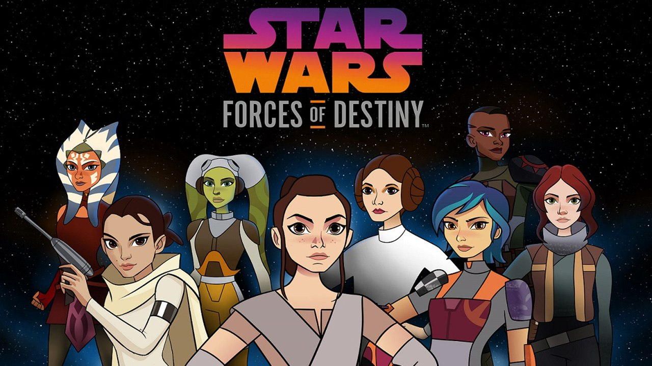 Disney Channel Schedules New 'Star Wars: Forces of Destiny ...