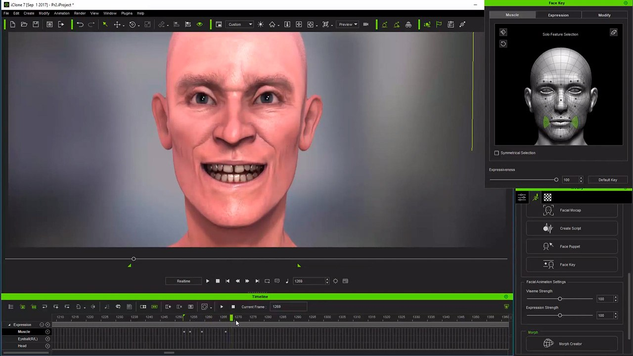 Reallusion and Faceware Launch Faceware Realtime | Animation