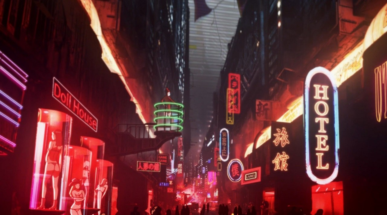 Get Ready For Blade Runner 2049 With New Anime Short From Shinichirō Watanabe Animation World Network