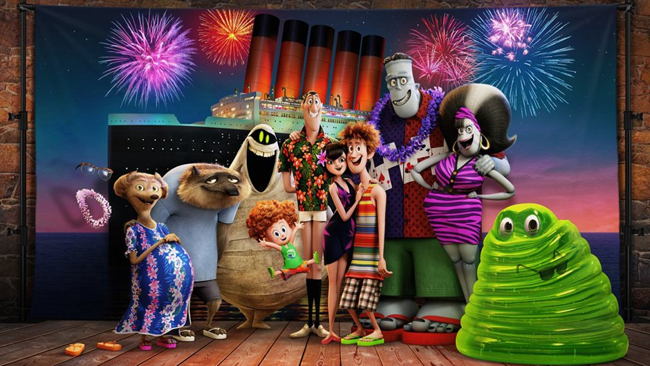 Sonys First Look At Hotel Transylvania 3