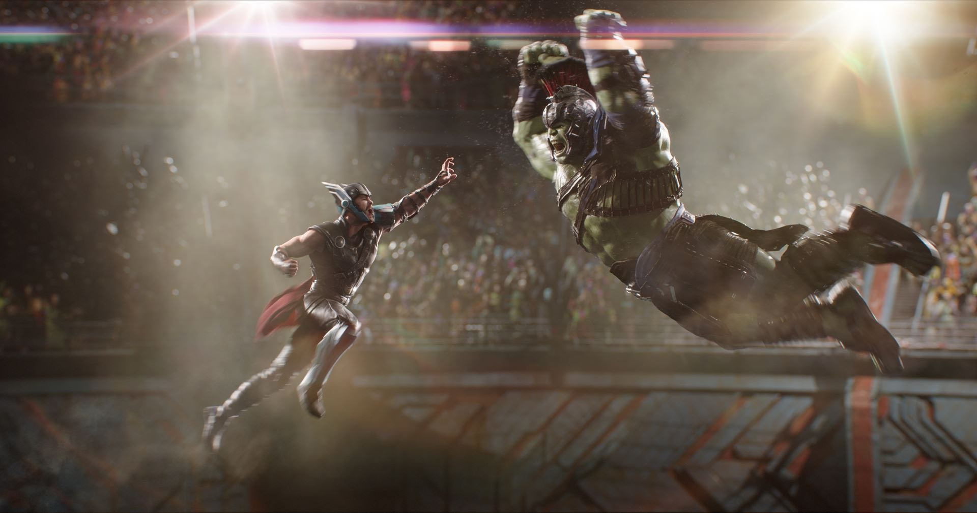Assembling an Epic: The VFX of 'Thor: Ragnarok' | Animation
