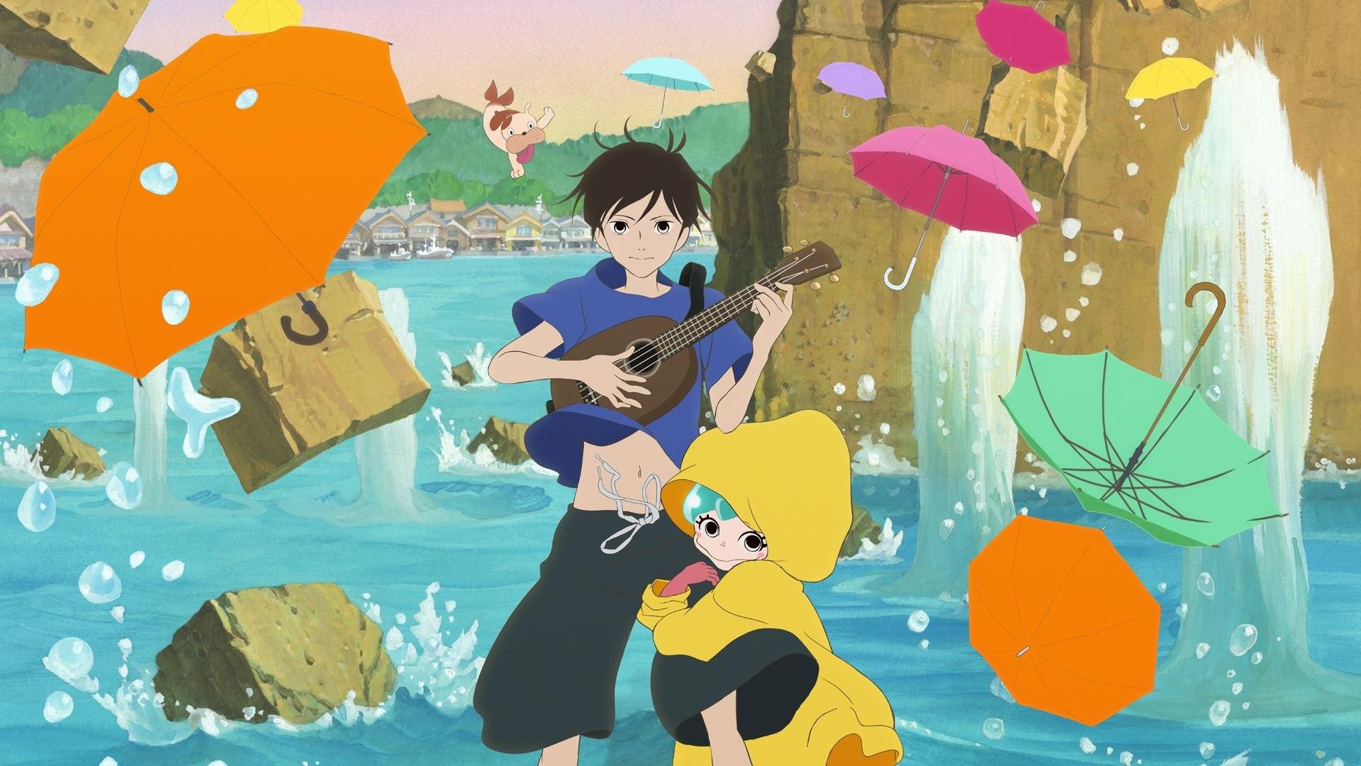 Masaaki Yuasa Speaks In Many Colors Animation World Network