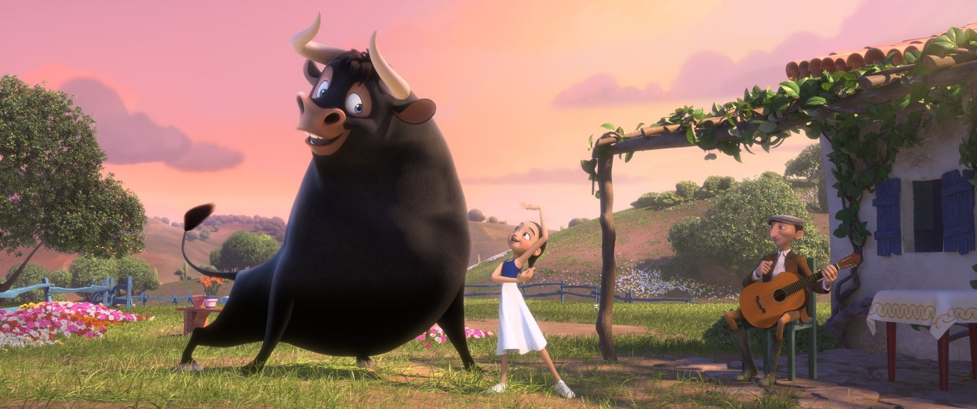 A Little Book With A Big Message Carlos Saldanha Talks Ferdinand Animation World Network