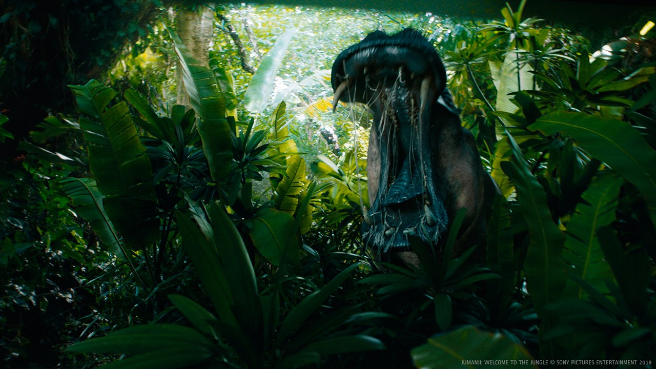 Rodeo Fx Brings Creatures To Life In Jumanji Welcome To