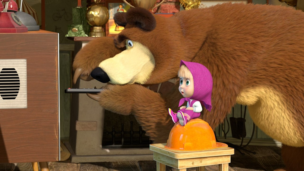masha and the bear full episodes download