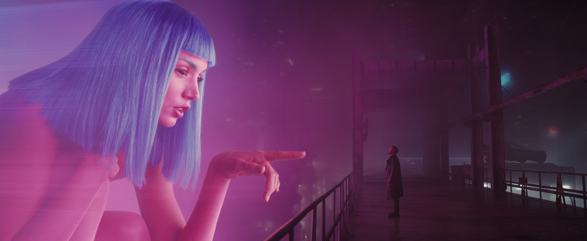 Double Negative Delivers The Joi Of Blade Runner 2049 Animation World Network