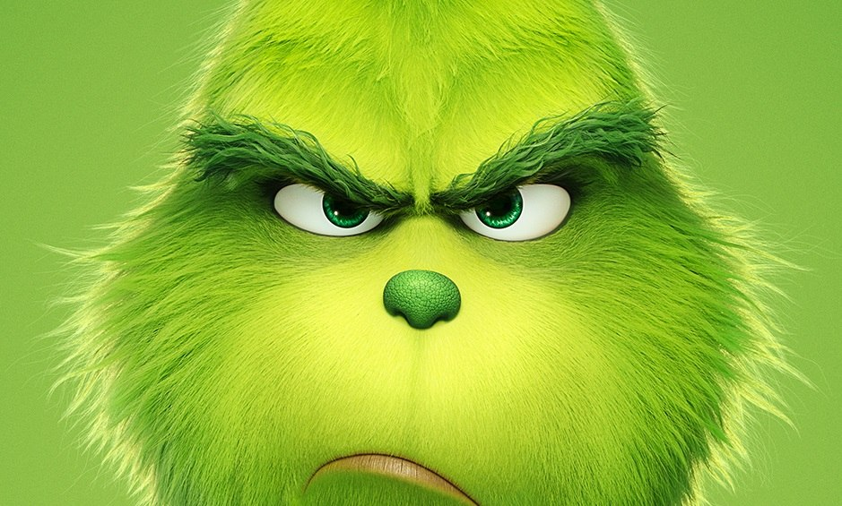 The Grinch Trailer Released