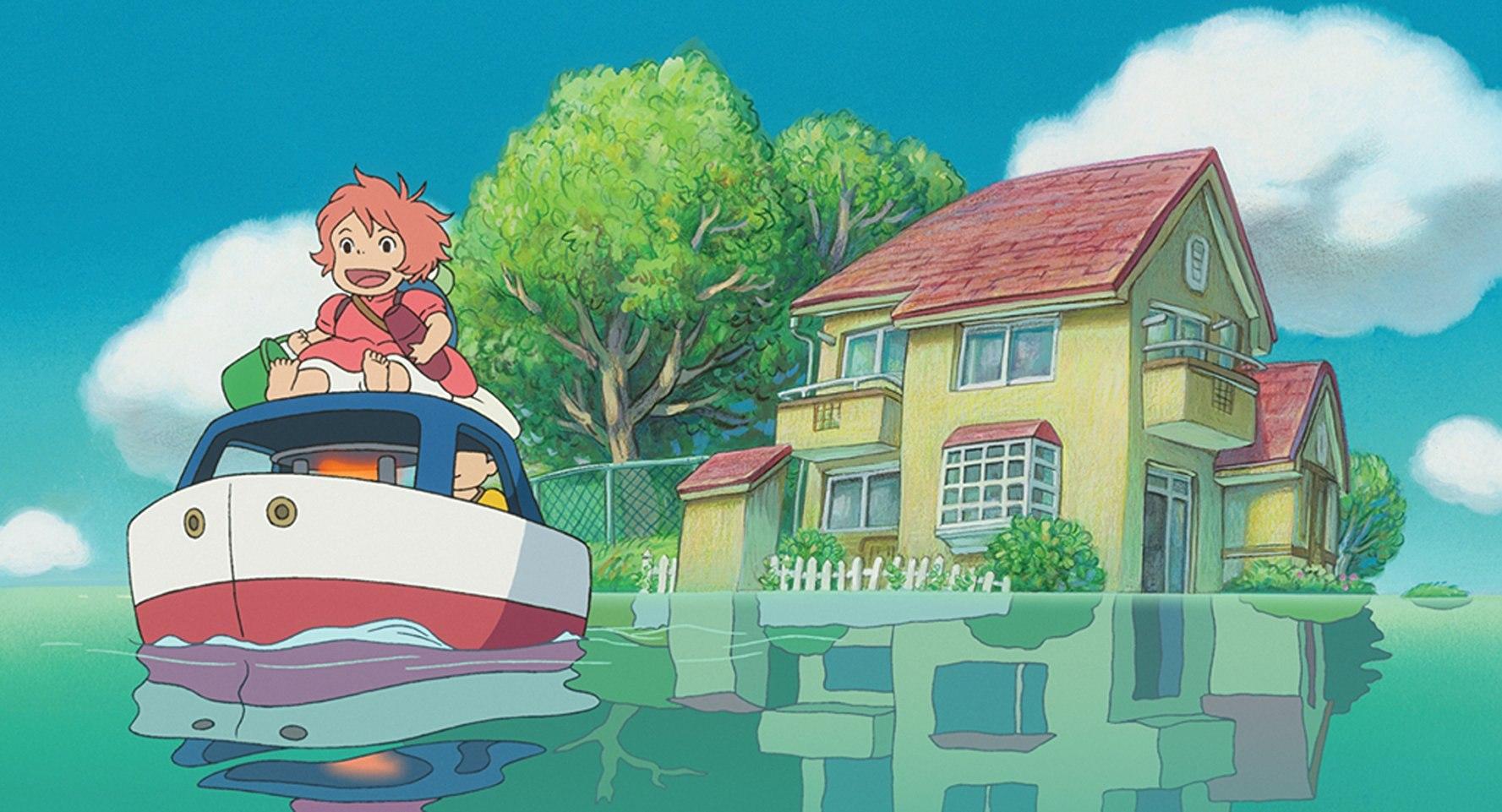 "Studio Ghibli ""Ponyo"""