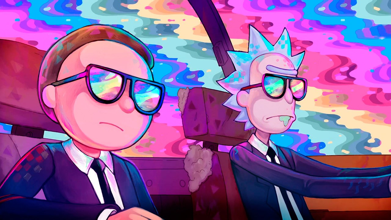 Watch Rick and Morty star in Run The Jewels' new video