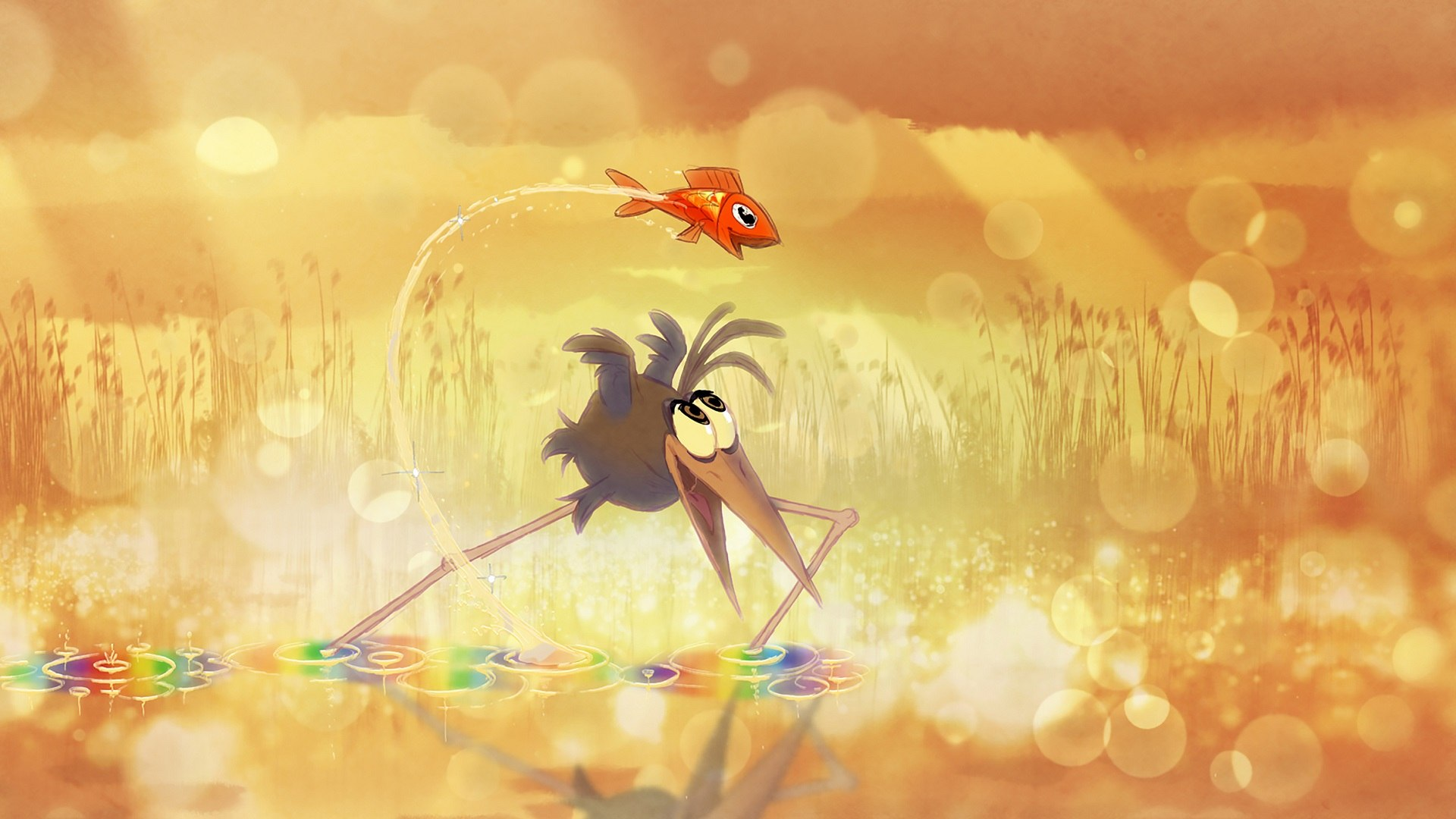 DreamWorks Animation Presenting Two New Shorts at Annecy