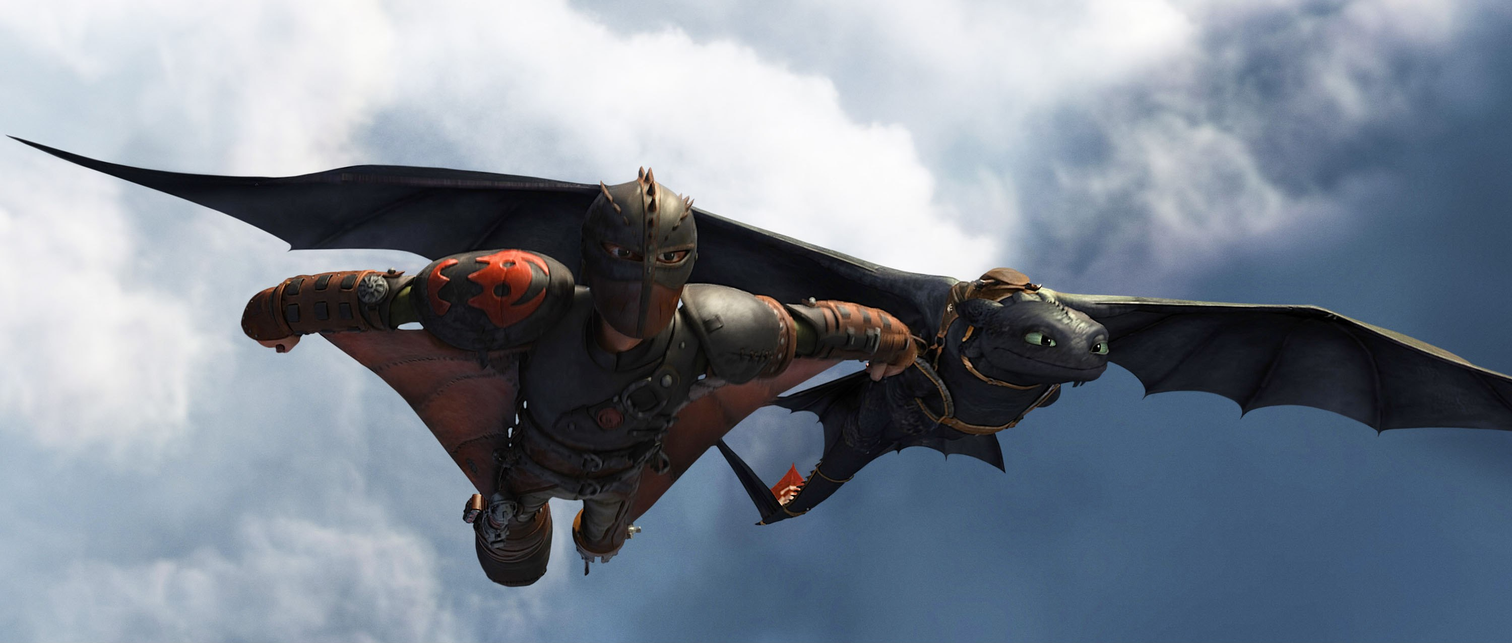Dreamworks animation unveils new title synopsis for how to train hiccup and toothless in how to train your dragon 2 ccuart Choice Image