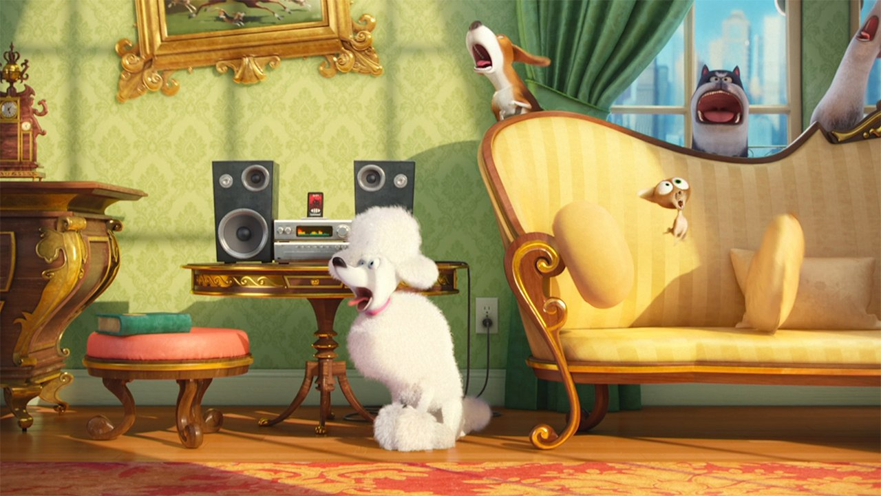 Secret Life of Pets 2: Harrison Ford Takes First Animated Role
