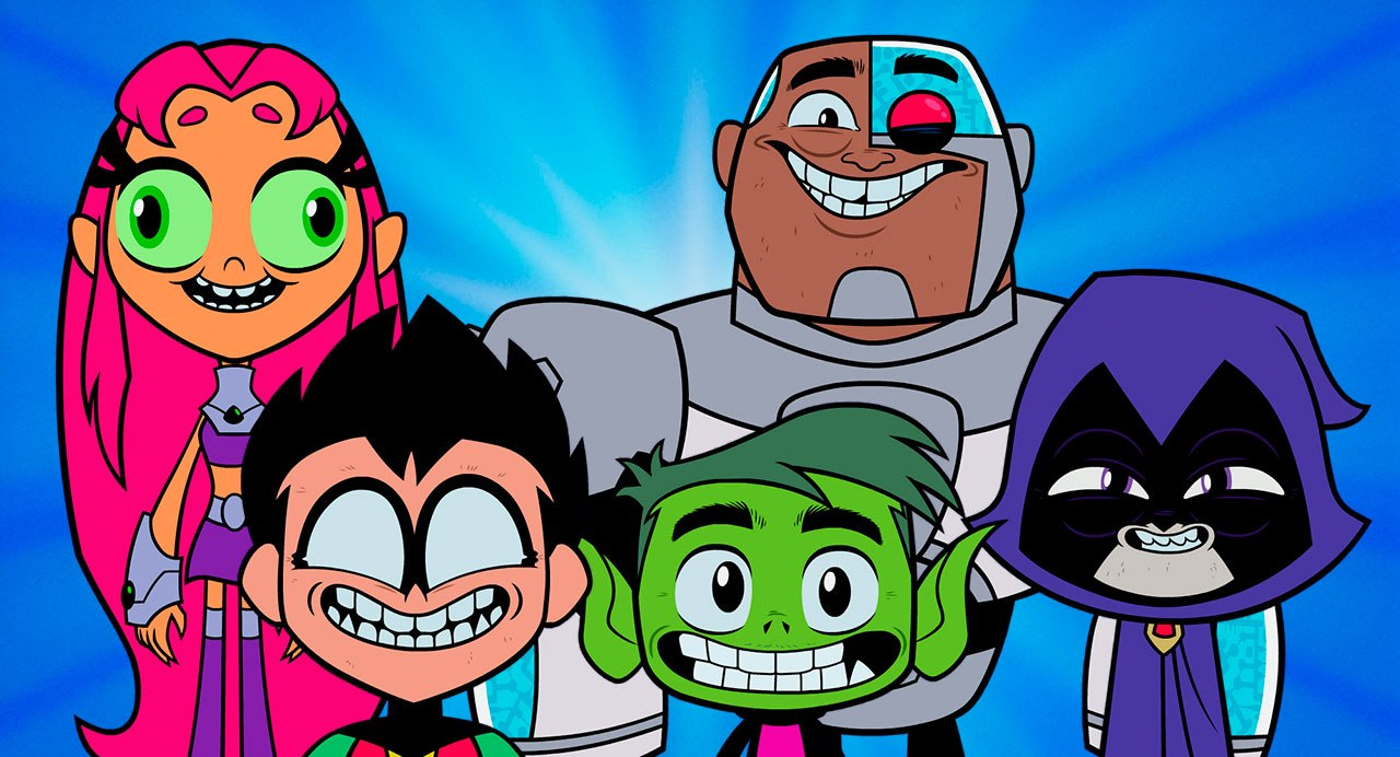 Watch Teen Titans Go To The Movies Trailer  Animation -9542