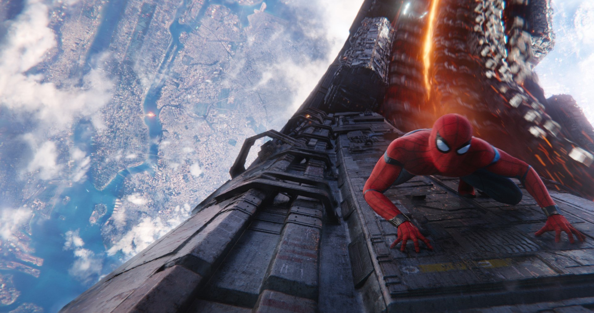 2538c02022d Framestore Delivers Action-Packed Opening for  Avengers  Infinity ...