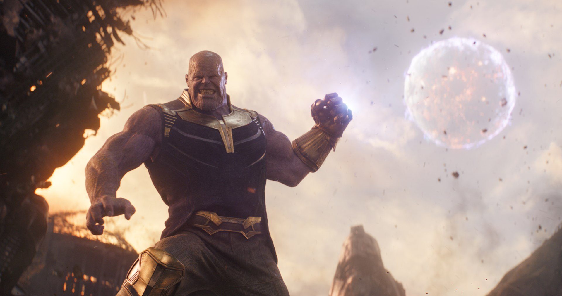 Defining Thanos: Weta Brings Motion Capture to New Heights