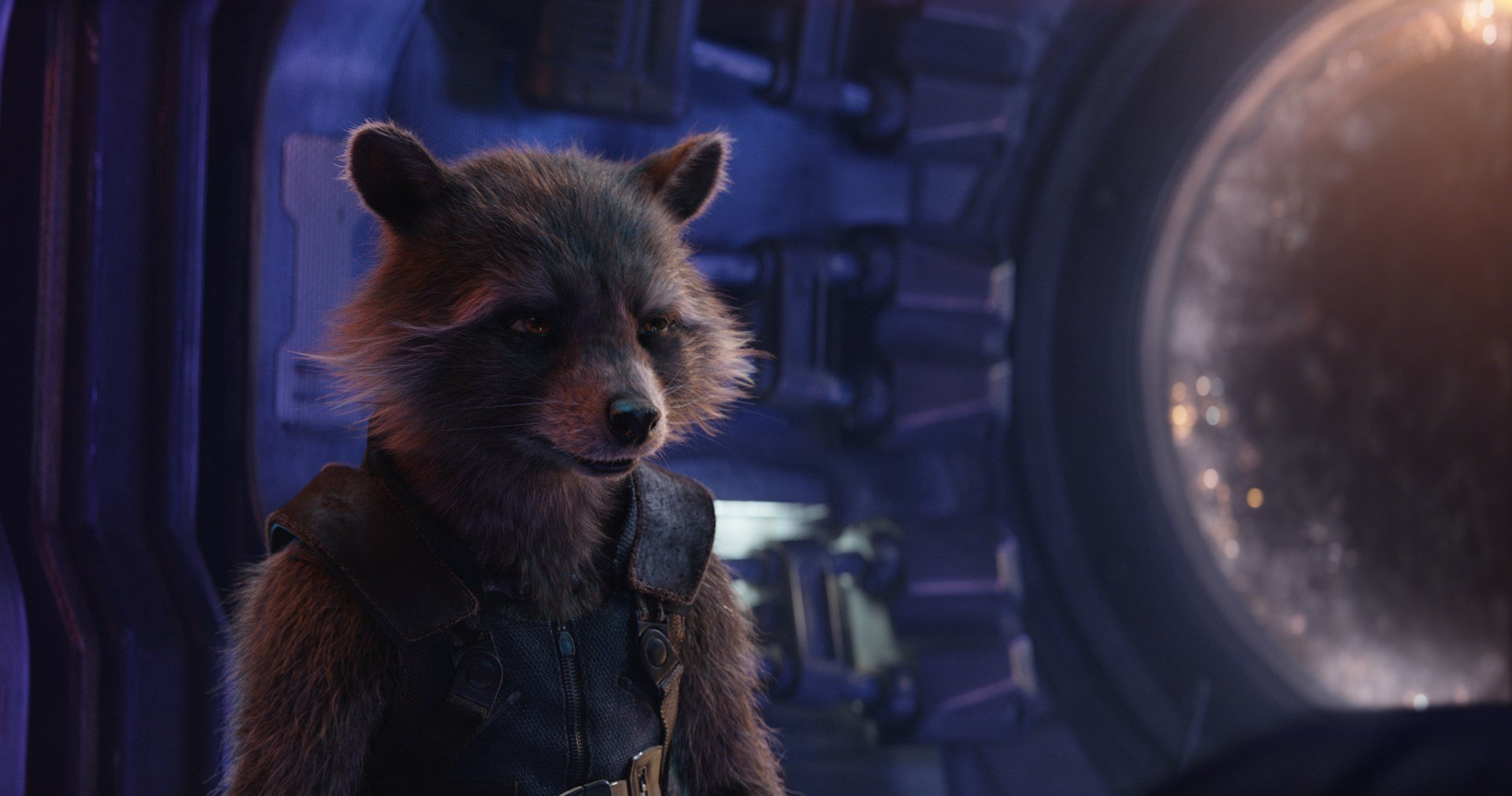How Method Studios Crafted Rocket 2 0 for 'Avengers: Infinity War