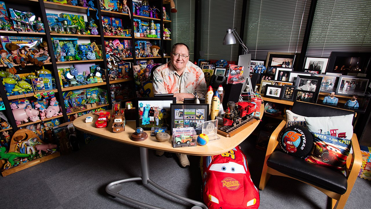 Image result for john lasseter