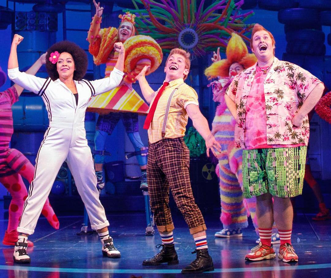 SpongeBob SquarePants: The Broadway Musical' to Close ...