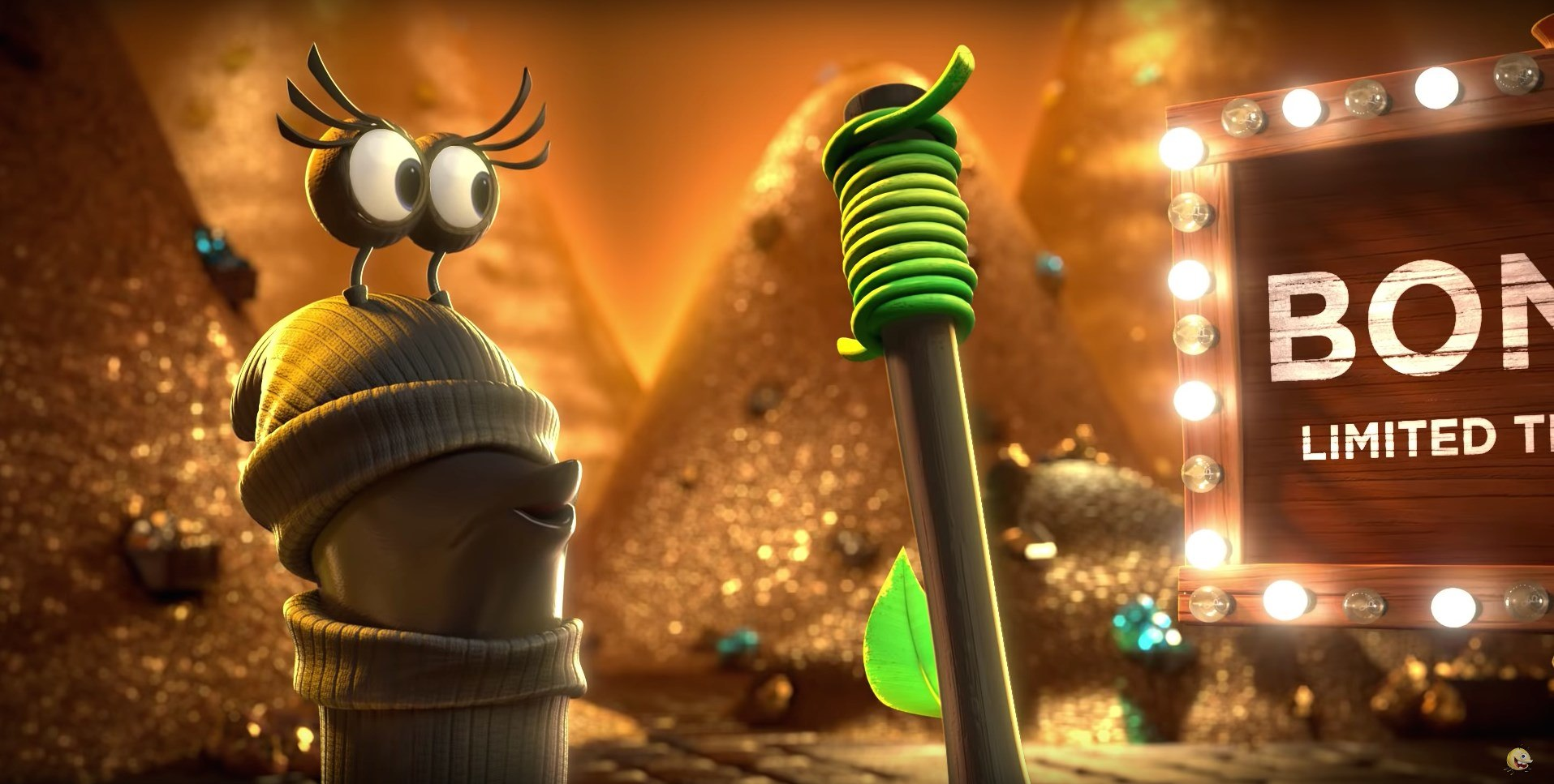 Seriously, Reel FX Reunite for New \'Best Fiends\' Short, \'Fort of ...
