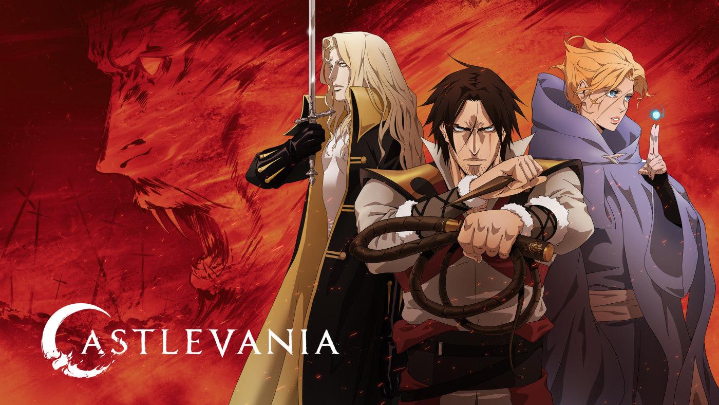 Viz Media Announces Acquisition Of Castlevania Animation World
