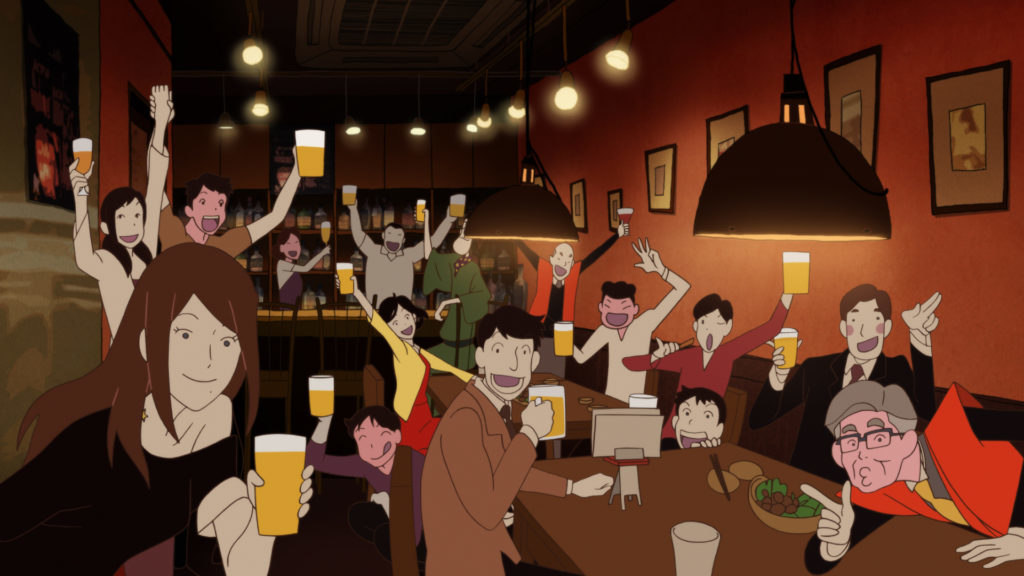 Review: 'Night is Short, Walk on Girl'   Animation World Network