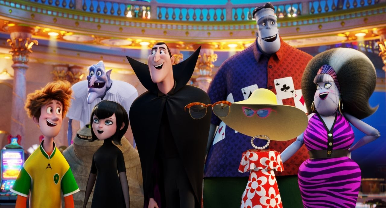 CULVER CITY CA The Drac Pack Is Back With Hotel Transylvania 3 Which Will Make Its Debut On Digital HD September 25 And Blu Ray Combo DVD