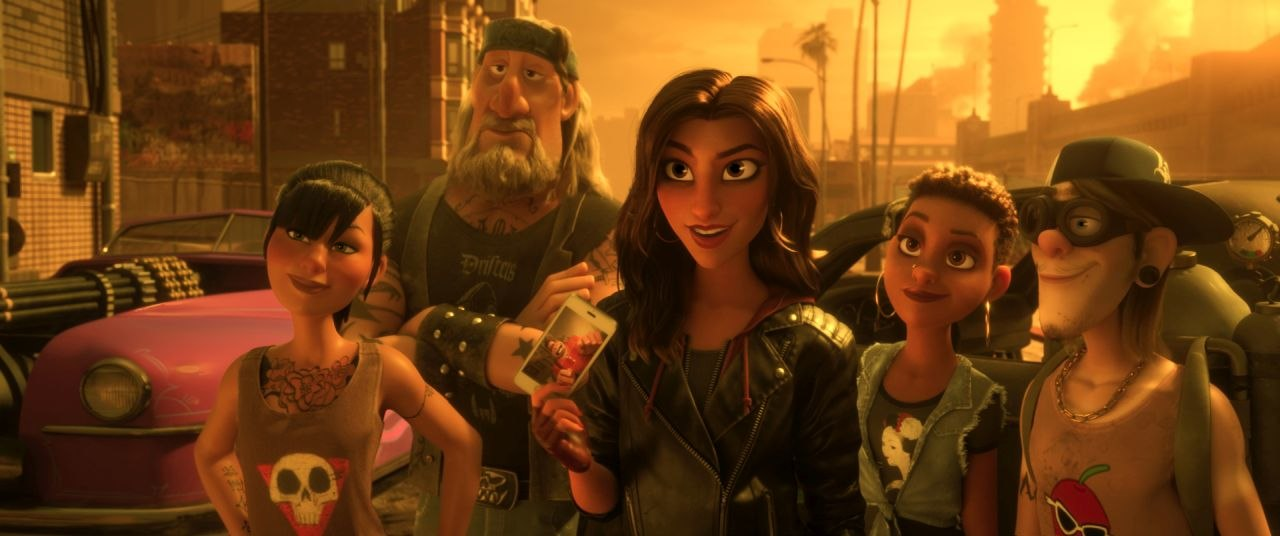 Watch New Trailer Poster And Images For Disney S Ralph Breaks The Internet Animation World Network