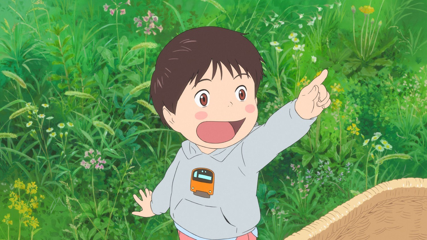 New Trailer Arrives for Mamoru Hosoda's 'Mirai' | Animation World